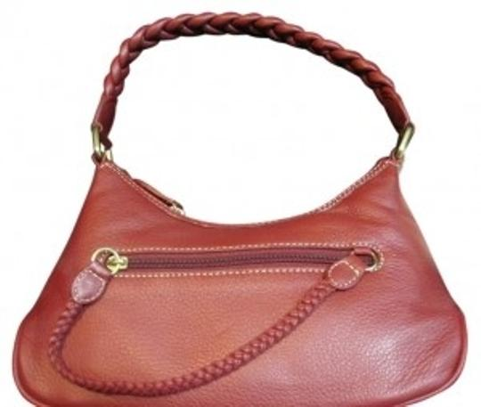 Preload https://item5.tradesy.com/images/wilsons-leather-mini-red-hobo-bag-33739-0-0.jpg?width=440&height=440