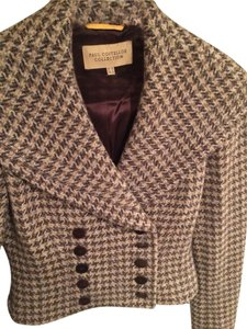 Paul Costelloe Brown Blazer