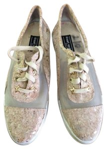 Stuart Weitzman Cork/Natural Athletic