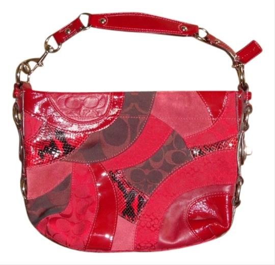 Preload https://item5.tradesy.com/images/coach-carly-patchwork-red-shoulder-bag-3375154-0-0.jpg?width=440&height=440