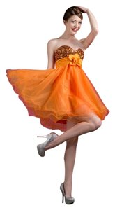 Cinderella Divine Prom Homecoming Quinceanera Special Occasions Sequins Tulle Dress