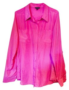 George Button Down Shirt Pink