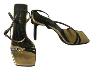 Nine West Black and gold Formal