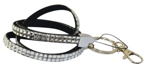 Other Clear Rhinestone Lanyard Badge Holder Key Ring Free Shipping