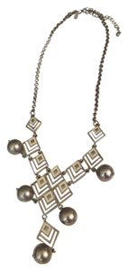French Connection Art Deco Necklace
