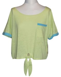 Arizona Jeans Company T Shirt Lime