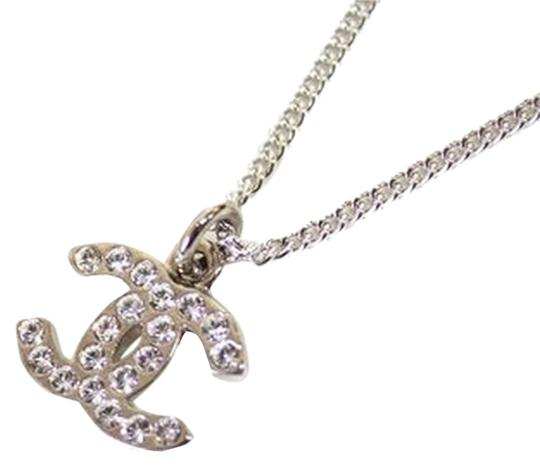 Chanel Chanel Classic Logo Necklace