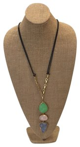 Colibri Multi Color Stone Necklace
