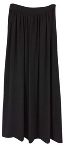 Banana Republic Maxi Skirt Navy