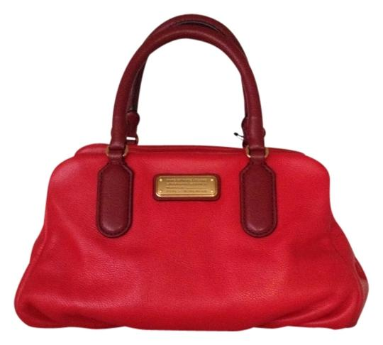 Preload https://item4.tradesy.com/images/marc-jacobs-baby-groove-red-leather-satchel-3378313-0-0.jpg?width=440&height=440