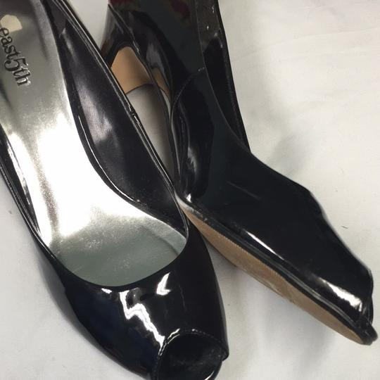 East 5th Essentials Black Pumps