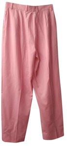 Escada Classic Trouser Pants PINK
