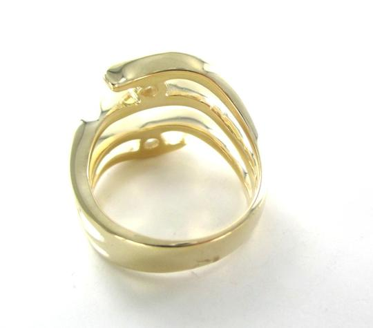 Other 14KT YELLOW SOLID GOLD 2 DIAMONDS .50 CARAT 7.3 GRAMS SZ 6.5 WEDDING BAND RING