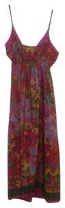 Purple floral Maxi Dress by Twelfth St. by Cynthia Vincent