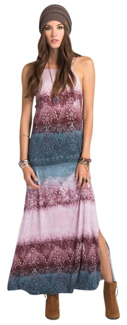 Preload https://item4.tradesy.com/images/o-neill-purple-and-blue-casual-maxi-dress-size-8-m-3380923-0-0.jpg?width=400&height=650