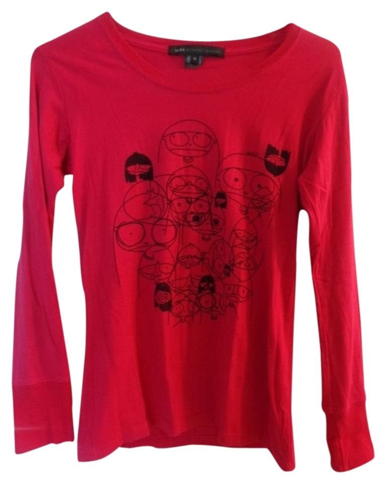 marc by marc jacobs emoticons tee sweater on tradesy. Black Bedroom Furniture Sets. Home Design Ideas