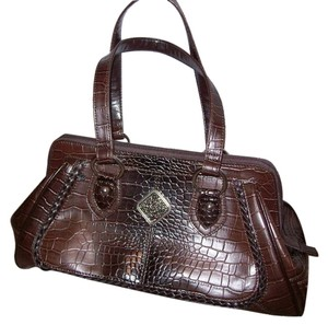 Coldwater Creek Satchel in Brown
