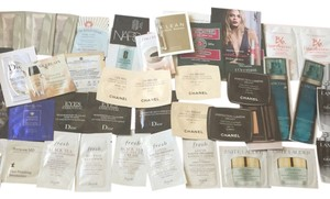 Chanel High End Beauty Sample Bundle
