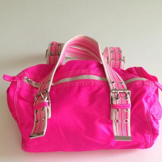 Item - Neon Pink Hobo Bag