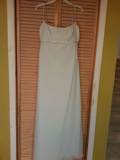 Preload https://img-static.tradesy.com/item/338257/alfred-angelo-mint-satin-and-chiffon-6625-formal-bridesmaidmob-dress-size-10-m-0-0-540-540.jpg