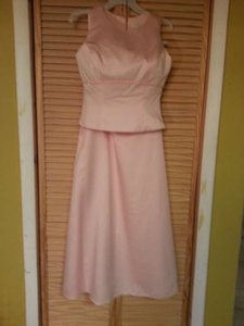 Alfred Angelo Pink 6723 Dress