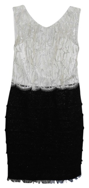 Preload https://item5.tradesy.com/images/kay-unger-black-pearl-knee-length-cocktail-dress-size-6-s-3382669-0-0.jpg?width=400&height=650