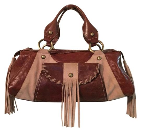 Preload https://item3.tradesy.com/images/claudia-firenze-brown-leather-tote-3383167-0-0.jpg?width=440&height=440