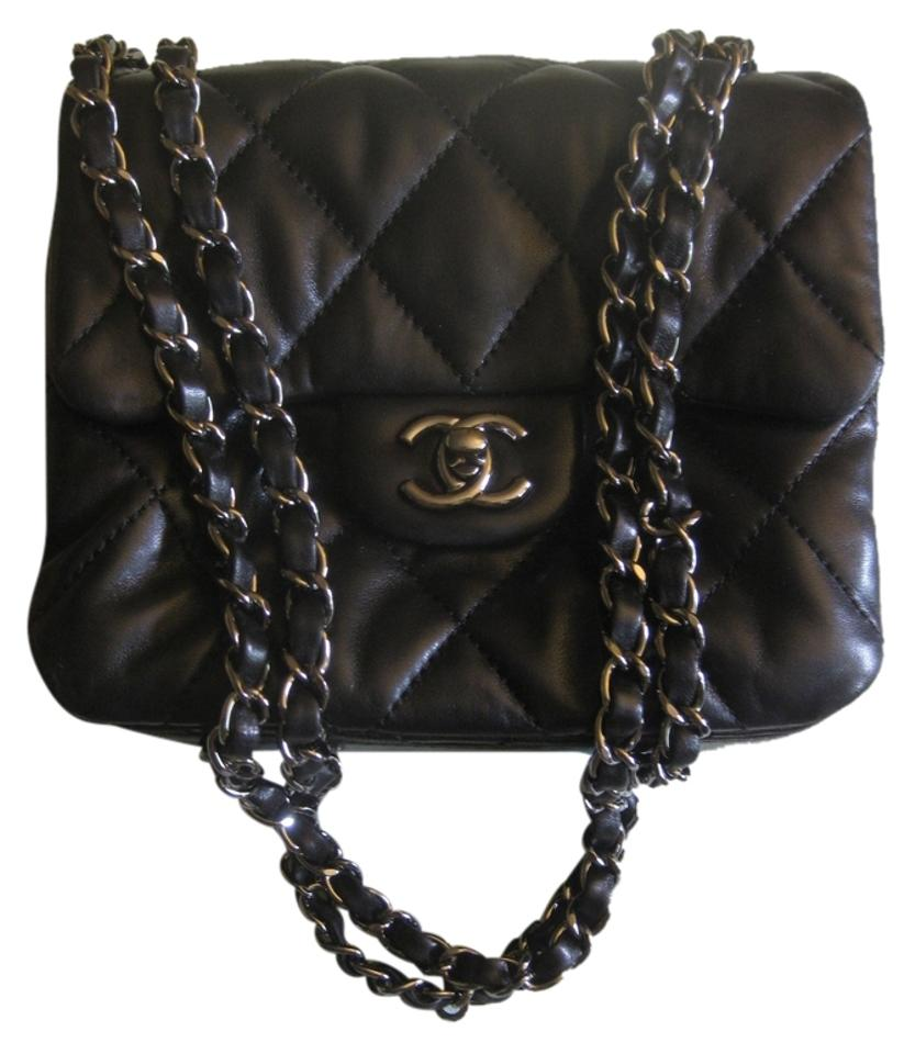 3422694e230538 Chanel Classic Flap 3 Mini Lambskin Quilted Leather Three Silver Hardware  Shw Timeless Reissue Woc Boy ...