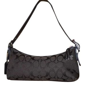 Coach Hobo Monogram Shoulder Bag