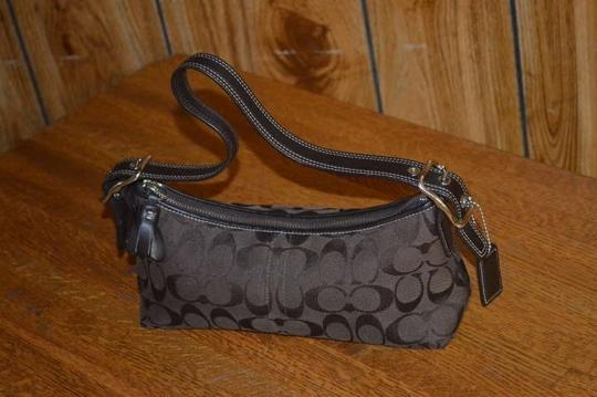 Coach Hobo Monogram Signature Handbag Designer Shoulder Bag