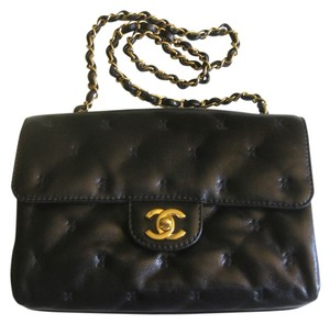 Chanel Classic Flap X Quilt Small Shoulder Bag