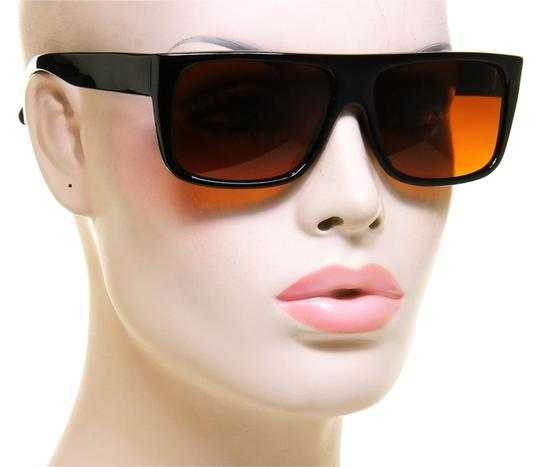Preload https://item2.tradesy.com/images/other-unisex-eyewear-blue-blocker-lens-driving-shades-flat-top-aviator-sunglasses-3384031-0-0.jpg?width=440&height=440