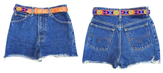Levi's Vintage Denim Jean Shorts hot sale