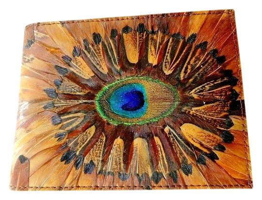 Preload https://item2.tradesy.com/images/other-new-peacock-feather-wallet-3384361-0-0.jpg?width=440&height=440