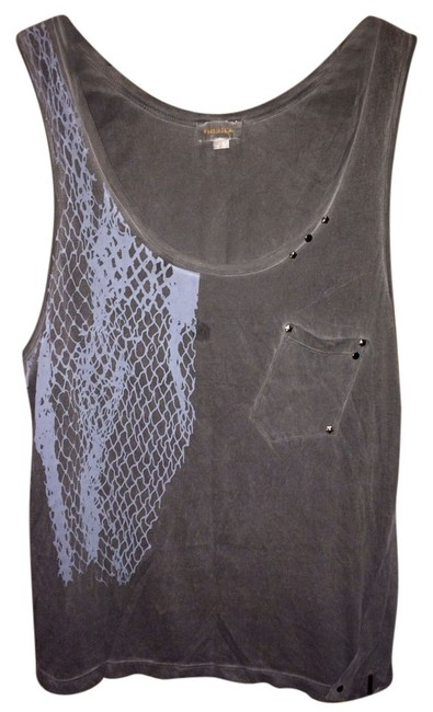 Diesel Studded Top Gray