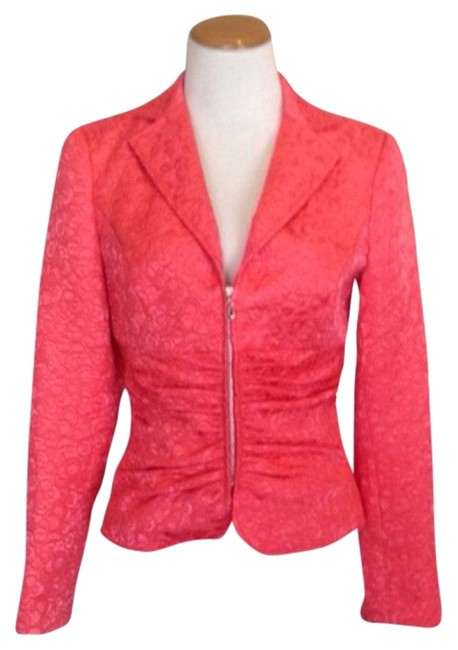 Preload https://img-static.tradesy.com/item/3385180/maggy-london-coral-jacket-size-4-s-0-0-650-650.jpg