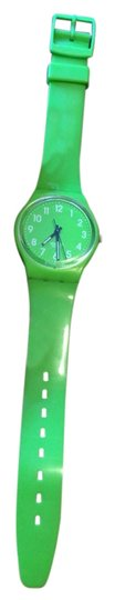 Preload https://item5.tradesy.com/images/swatch-green-casual-watch-3385384-0-0.jpg?width=440&height=440