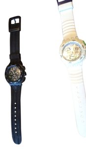 Swatch Unisex Black Swatch Watch