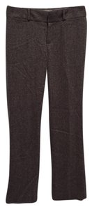 Banana Republic Trouser Pants Grey tweed