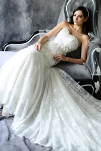 Eden Brand New Bl077 Wedding Dress