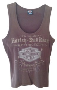 89ad3ed63a51a Brown Harley Davidson Tank Tops   Camis - Up to 70% off a Tradesy