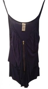 6126 Top Navy Blue