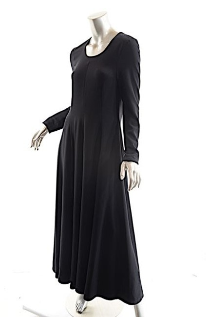 Black Maxi Dress by Elemente Clemente