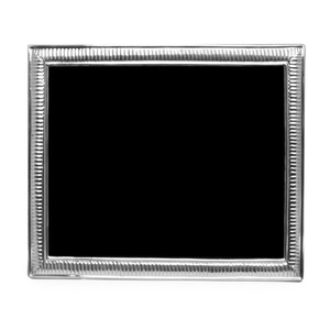 Contemporary Sterling Silver Frame (large) 8x10