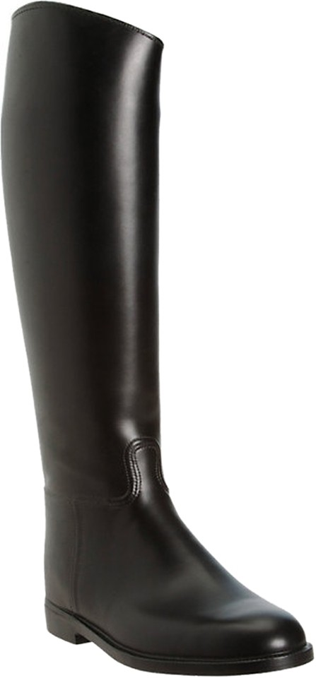 AIGLE Black Ecuyer Rubber Rubber Ecuyer Riding Boots/Booties b1809f