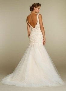 Jim Hjelm 8206 Wedding Dress