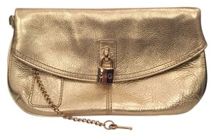 Dolce&Gabbana Gold Clutch