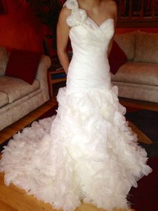 Allure Bridals C166 Wedding Dress