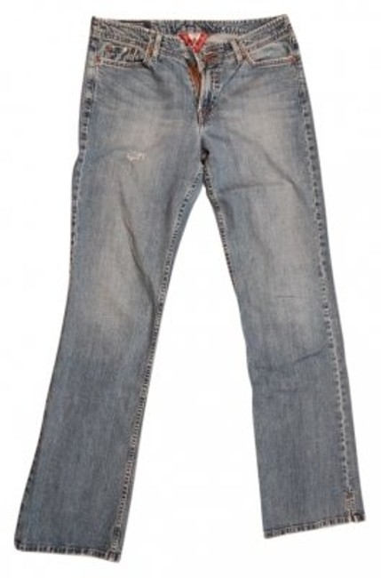 Preload https://item4.tradesy.com/images/lucky-brand-medium-blue-distressed-1030-long-boot-cut-jeans-size-30-6-m-33903-0-0.jpg?width=400&height=650