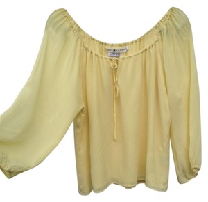 Tommy Hilfiger Top yellow
